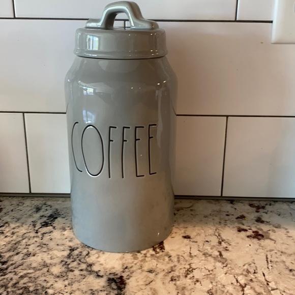 Rae Dunn Coffee Cani